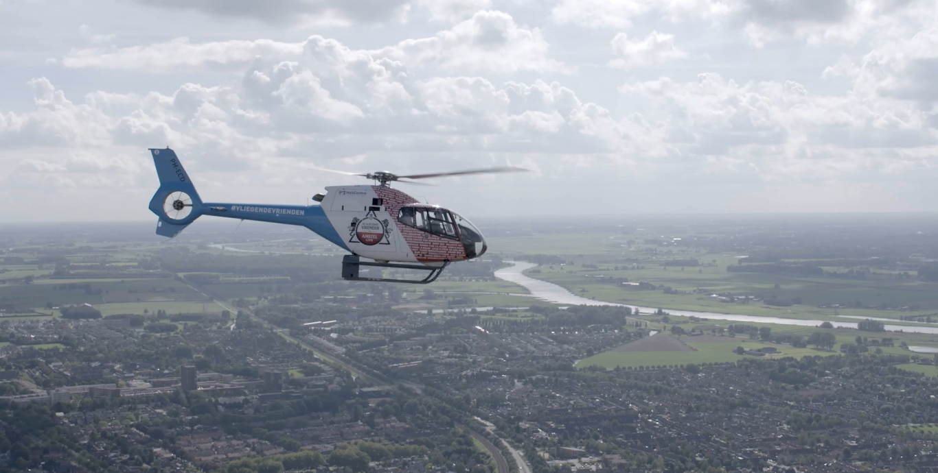 De Vliegende Vrienden Van Amstel Live
